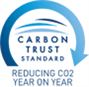 Carbon Trust Standard Award Winner