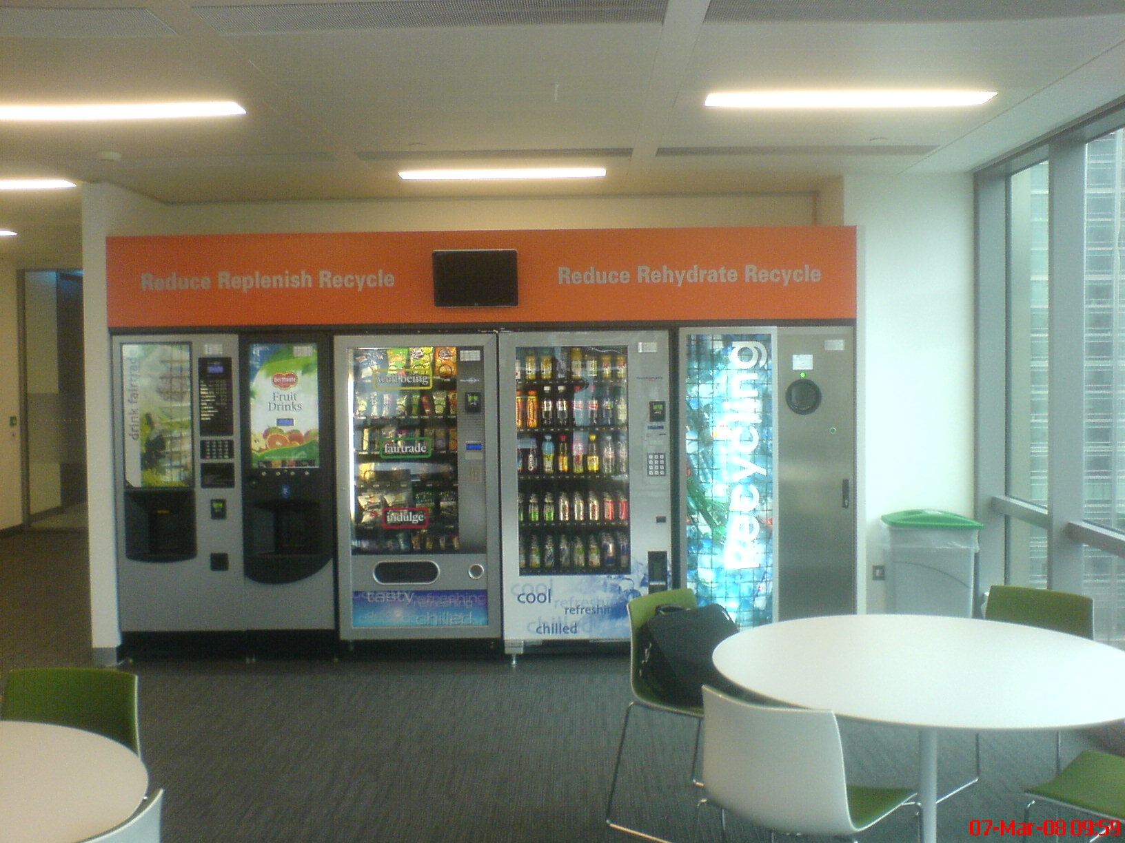 Reverse Vending Machines