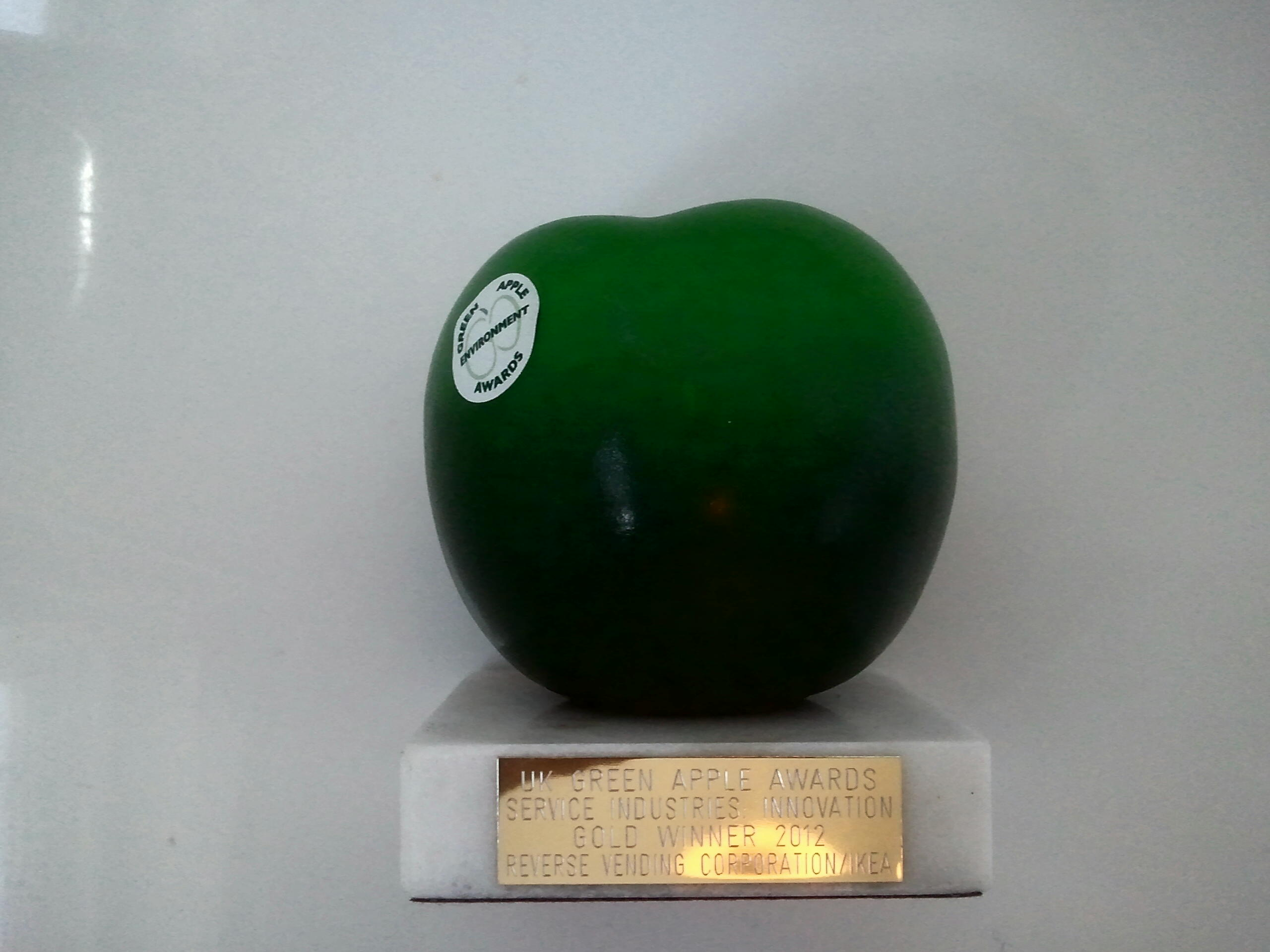 Green Apple Award 2012