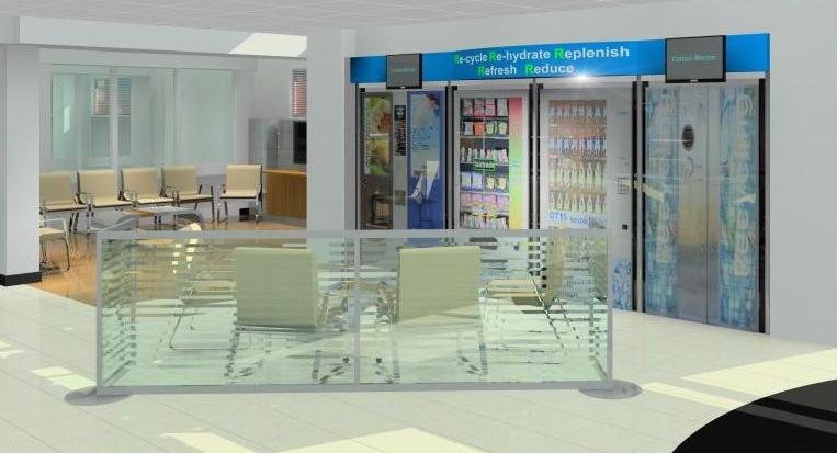 Reverse Vending Machines Design