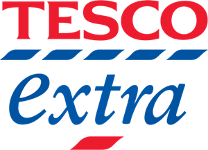Tesco logo on Reverse Vending Machines